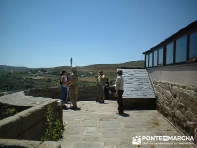 Puebla de Sanabria - Castillo de Sanabria; viajes en grupo organizados